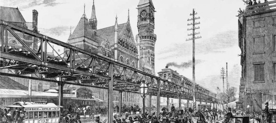 Back to the Future: Why Werner von Siemens Was an Architect of Megacity Transport in 1881