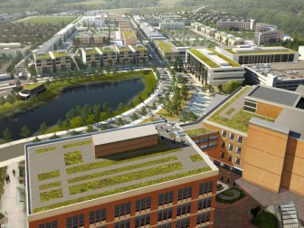 Embedding Sustainability Solutions in a Master Planned Community