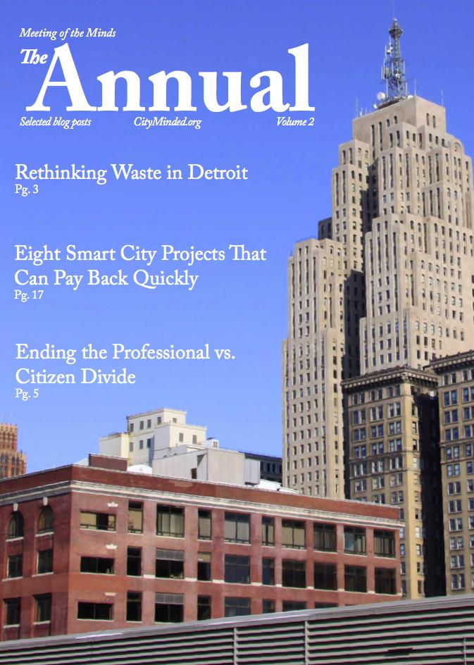 The Annual Magazine, 2014