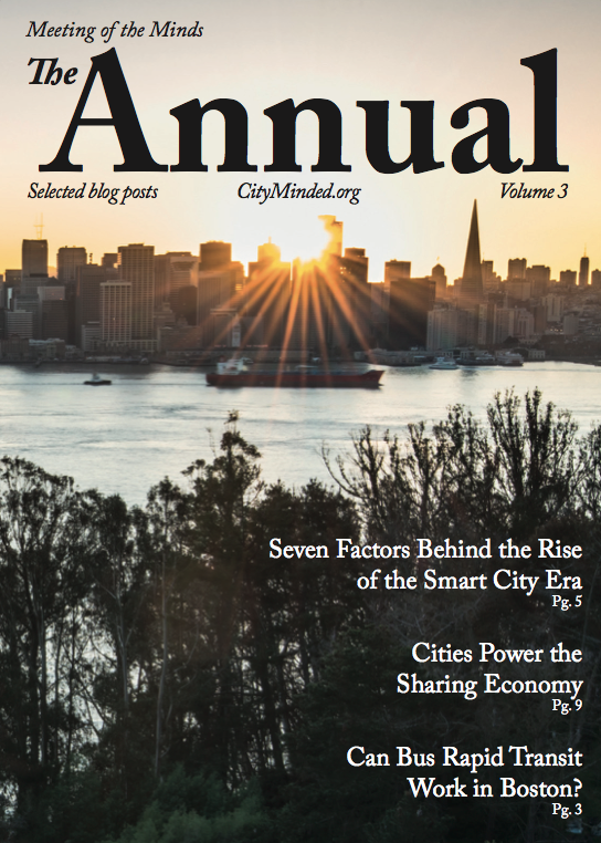 The Annual Magazine, 2015