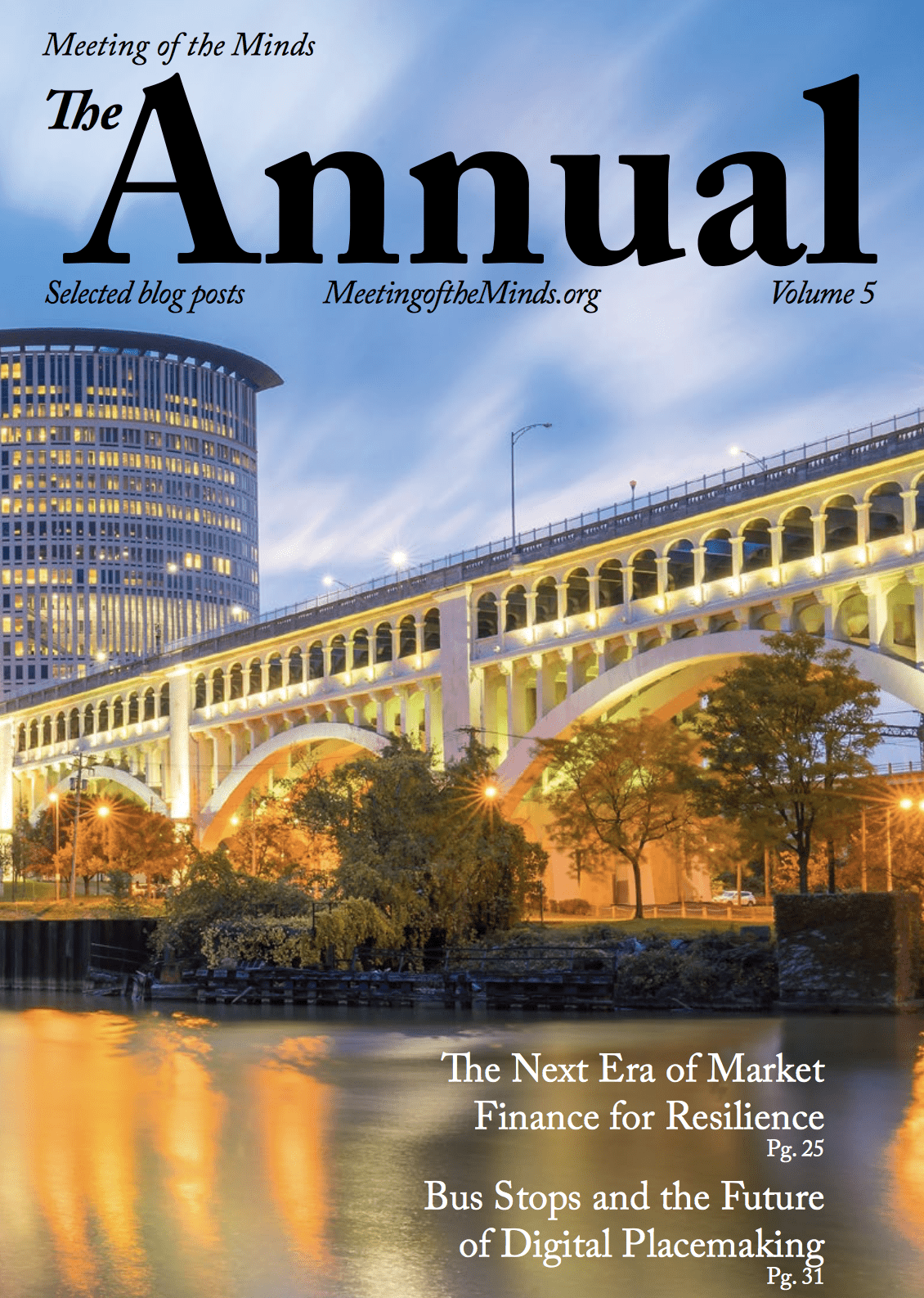 The Annual Magazine, 2016