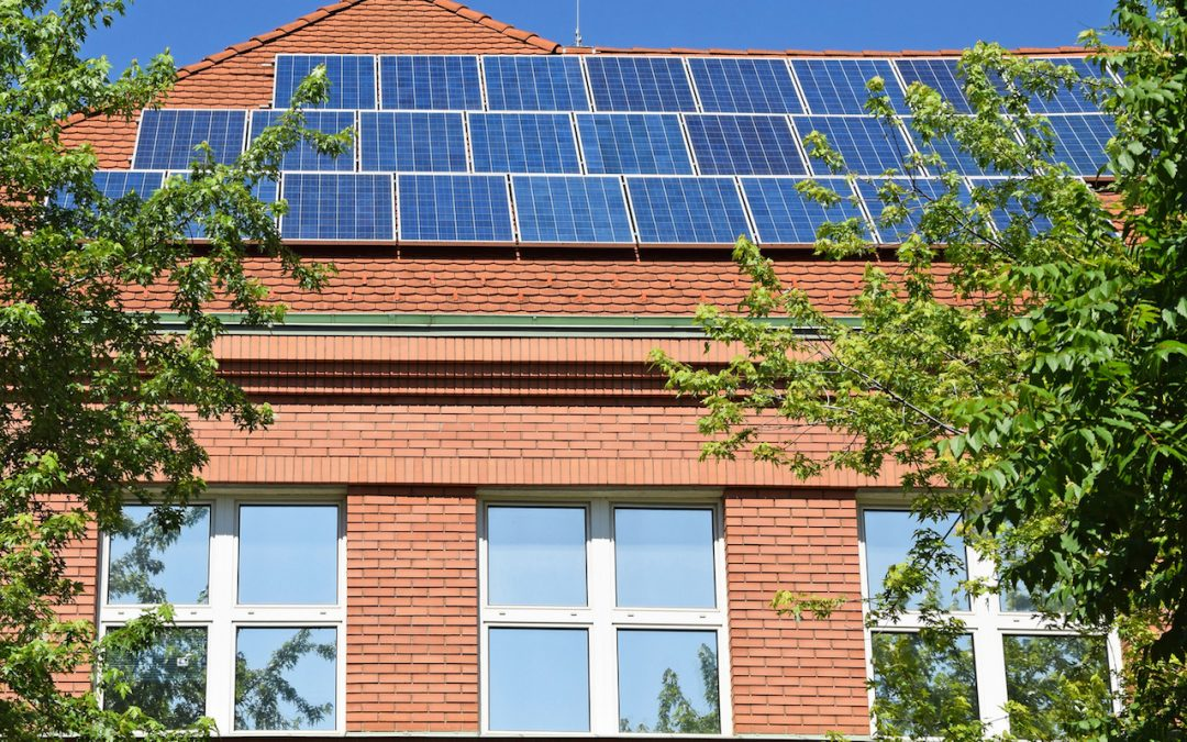 Energy Efficiency and Solar in the $8 Billion School Energy Market